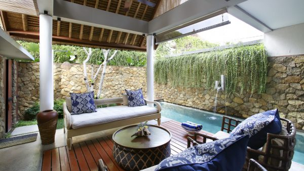 best 1 bedroom villa in seminyak