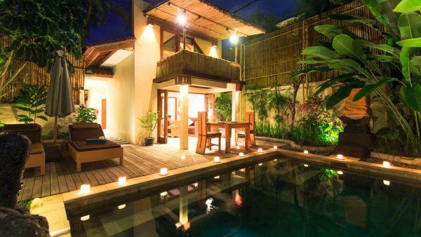 Seminyak 1 bedroom villa- Villa Seriska Dua