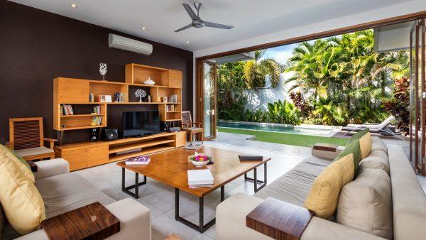 Casa Cinta 1 villa in Seminyak near beach