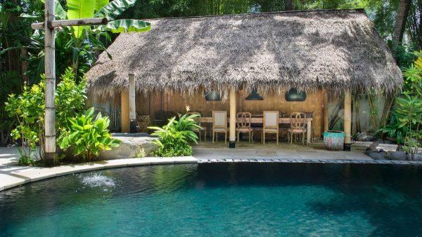 The Africa House - Seminyak Villa