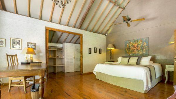 Villa Koyama's bedroom