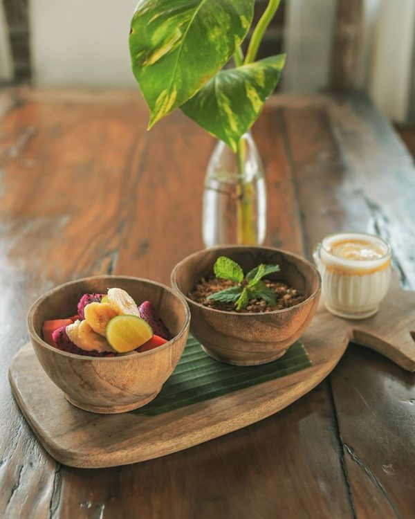Koop Cafe - where to get breakfast in seminyak