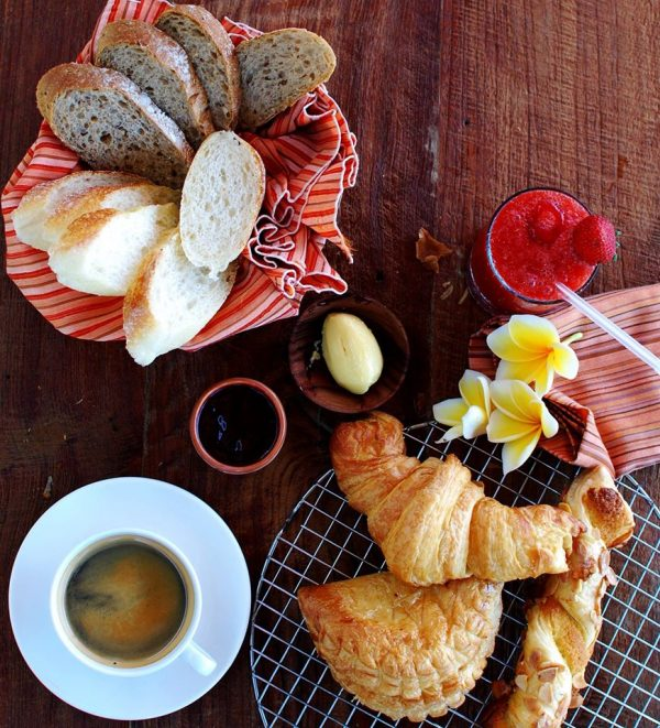 where to go for breakfast in bali