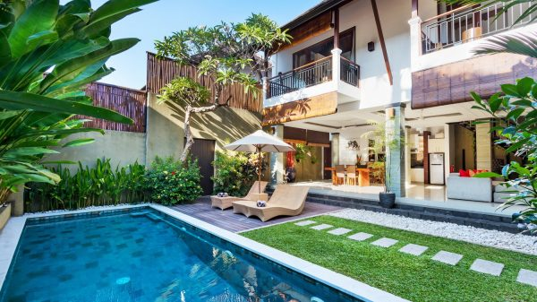 top seminyak villas near beach - Kumpi villas