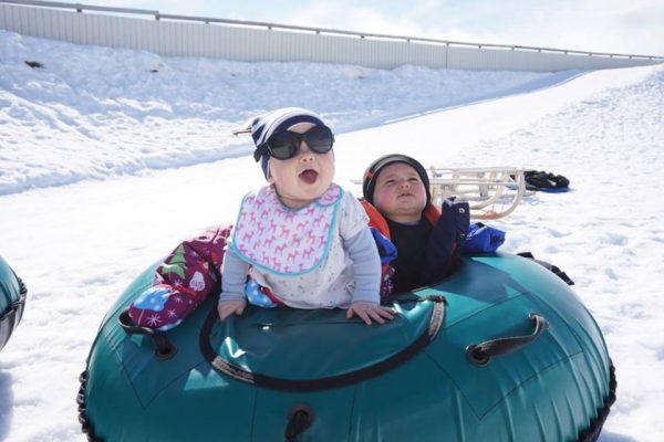 Snow Farm NZ - family activities Wanaka