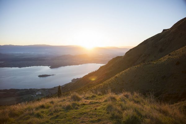 activities wanaka new zealand - hiking mount roy