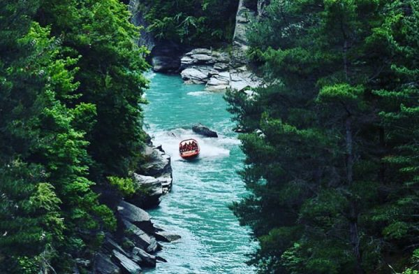 Shotover Jet - things to do in queenstown