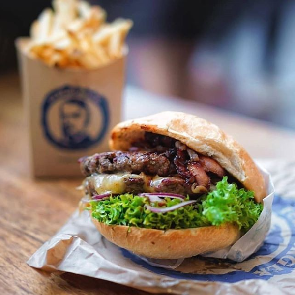 This.is.a.great.burger!!! best restaurants in Queenstown, New Zealand
