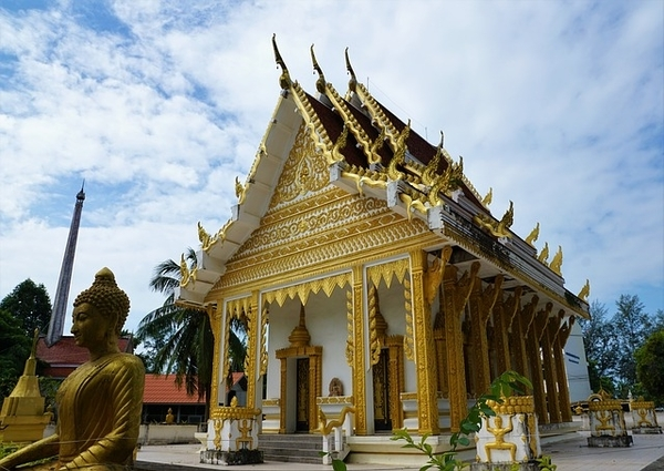 Samui temples - activities on Koh Samui