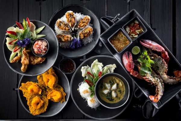 Where to eat in Phuket - Black Ginger
