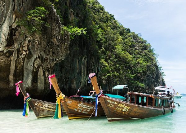 Things to do in Phuket - try this longtail boat (refresh page to see)