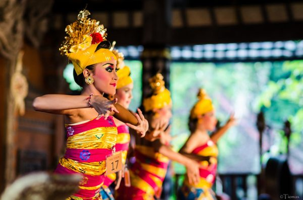 cultural activities for kids in bali