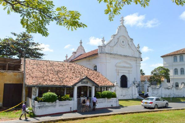 must- do in Sri Lanka - visit Galle