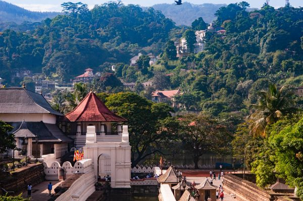 Temples Sri Lanka