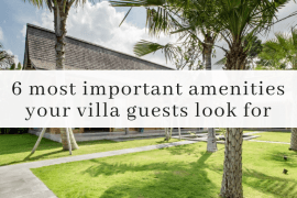 Must-Have Amenities - Rental Tips