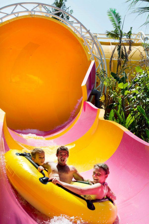 kids activities bali - waterbom