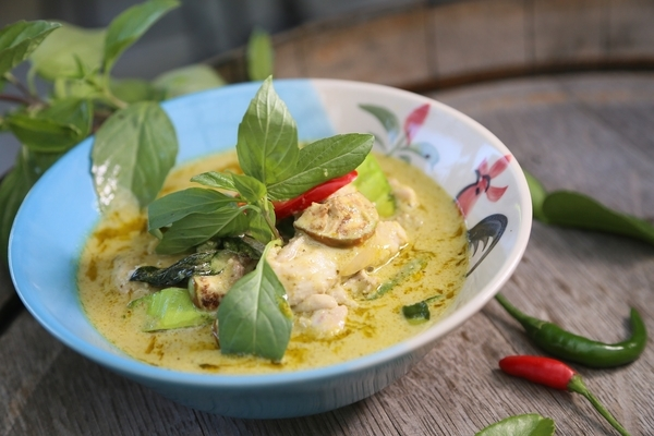 Green Curry is a must. Seriously. Hell yes!