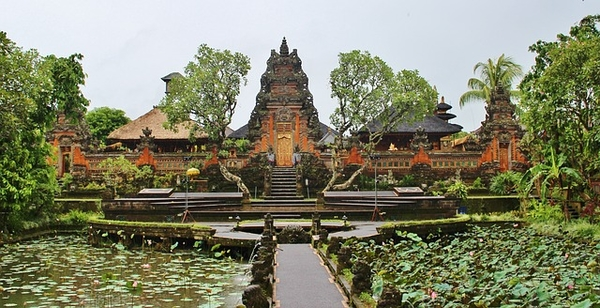 what to do in Bali - visit Ubud