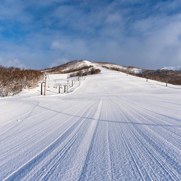 Niseko ski resort - Moiwa