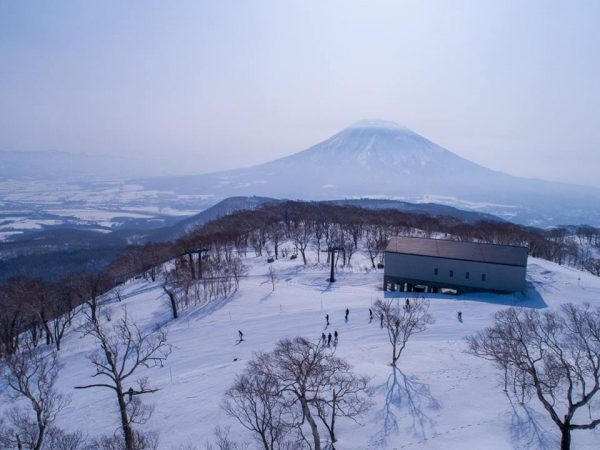niseko ski resorts - Hanazono