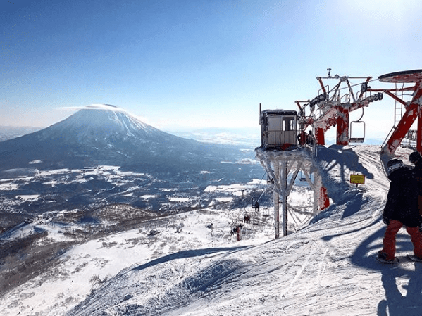 best time to go to niseko