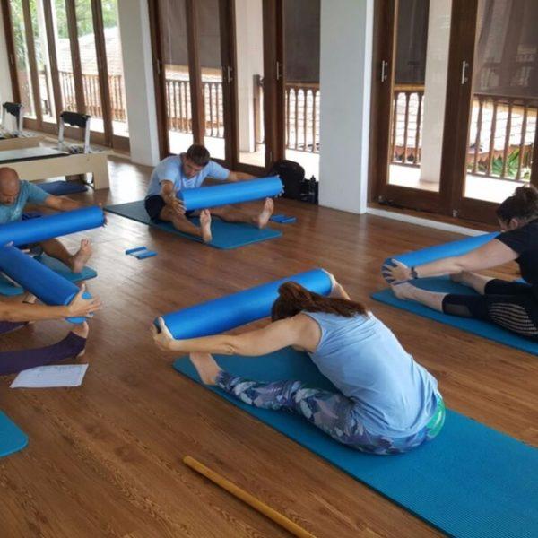 yoga in semnyak
