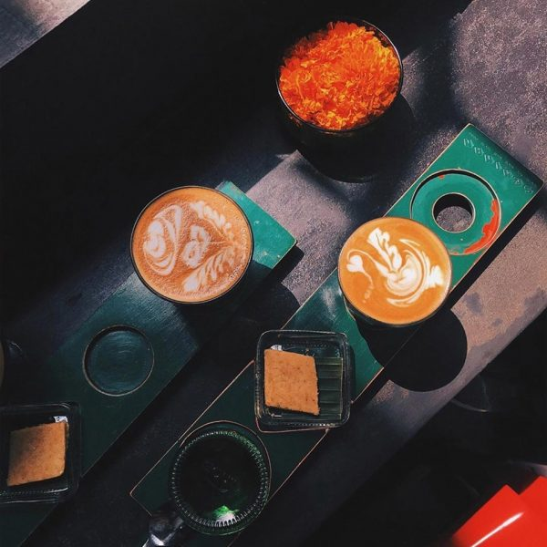 seniman coffee bali