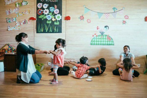 Cheeky Monkey Bali childcare center