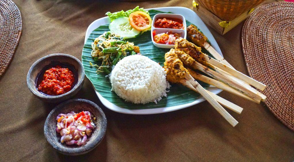 Local food bali