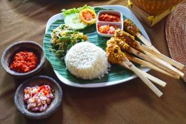 Local food bali