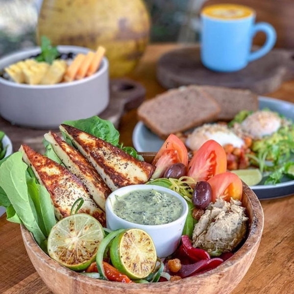 best brunch bali - the shady shack