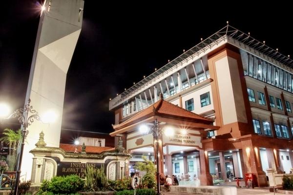 bali hospitals