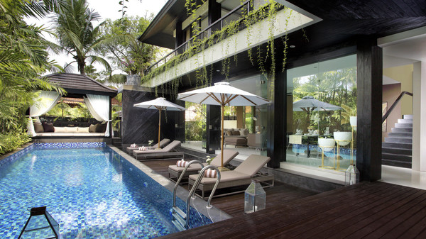 Villa Balimu - best 3 bedroom villas seminyak