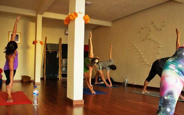 best yoga studios seminyak