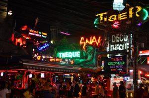 Patong Phuket Nightlife
