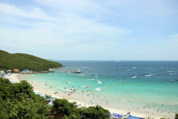 Pattaya vs Hua Hin - the better choice for families