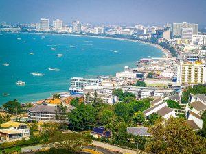 pattaya vs hua hin thailand