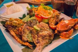 Best seafood restaurants in Jimbaran