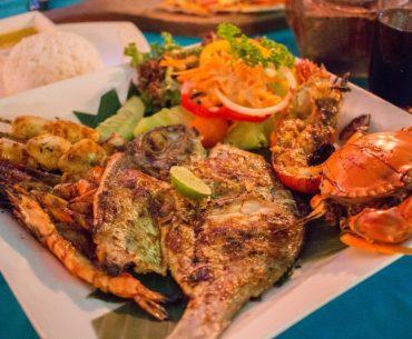 Best seafood restaurants in Jimbaran