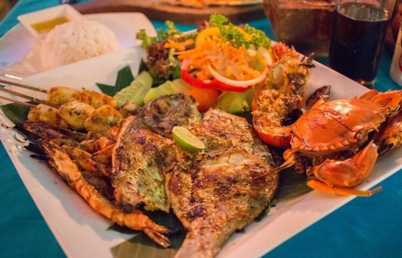 The best seafood restaurants in Jimbaran