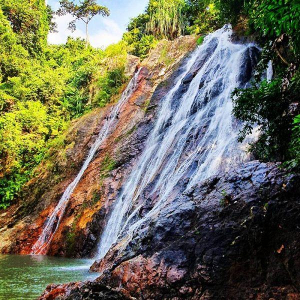 Na Muang Waterfalls Koh Samui