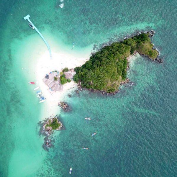 Koh Khai Islands near Phuket. On the photo: Koh Khai Nai. Credit: ikipikii on Instagram