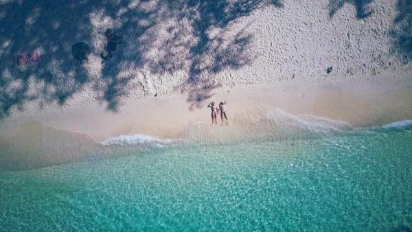 Coral Island near Phuket. Photo credit: mariahdrozdova on Instagram
