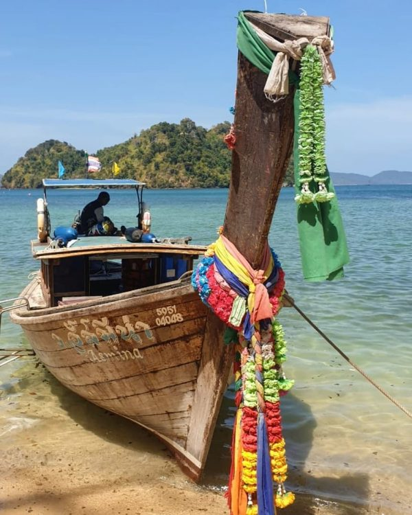 Koh Hong in Phang Nga Bay. Photo credit: juliakatharina1 on Instagram