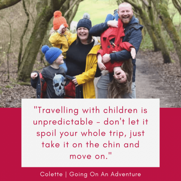 Best family travel tips from Going On An Adventure