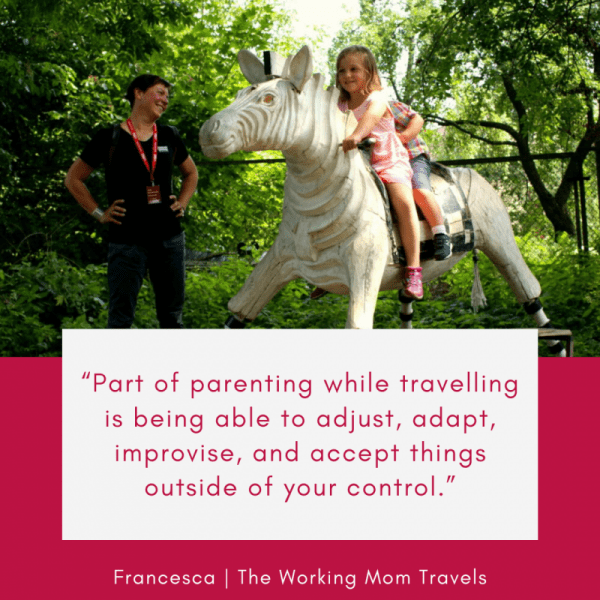 family travel tips - The Working Mom Travels