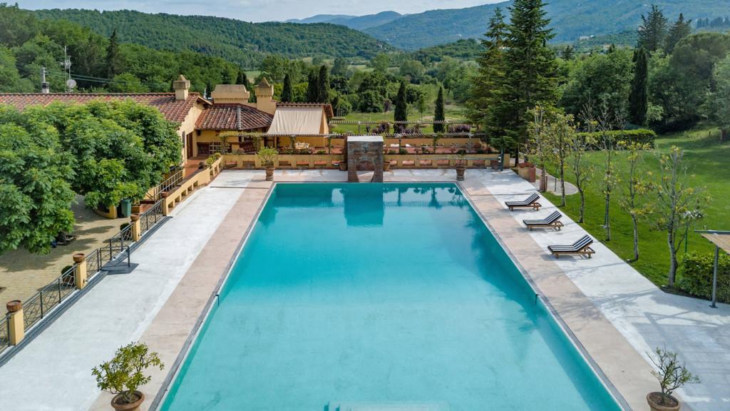 Villa Gaudia, Tuscany