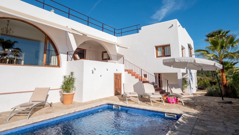 Villa Sa Cigonya in Ibiza