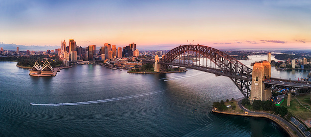Things to do in: Sydney Harbour bridge