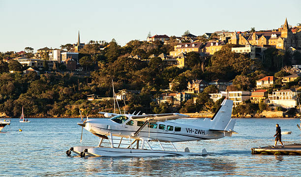 what to do in Sydney: Seaplane